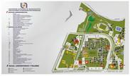 Mapa de la UAA