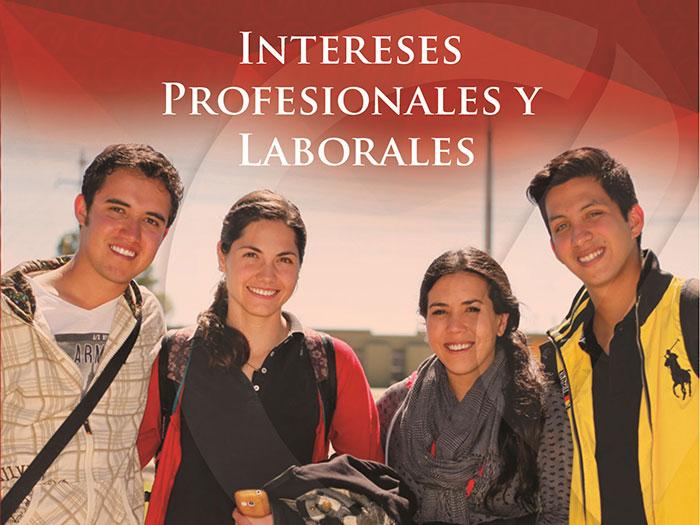 Intereses profesionales y laborales