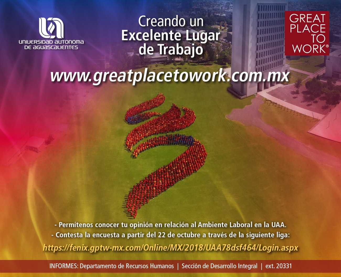 Encuesta – Great Place to Work