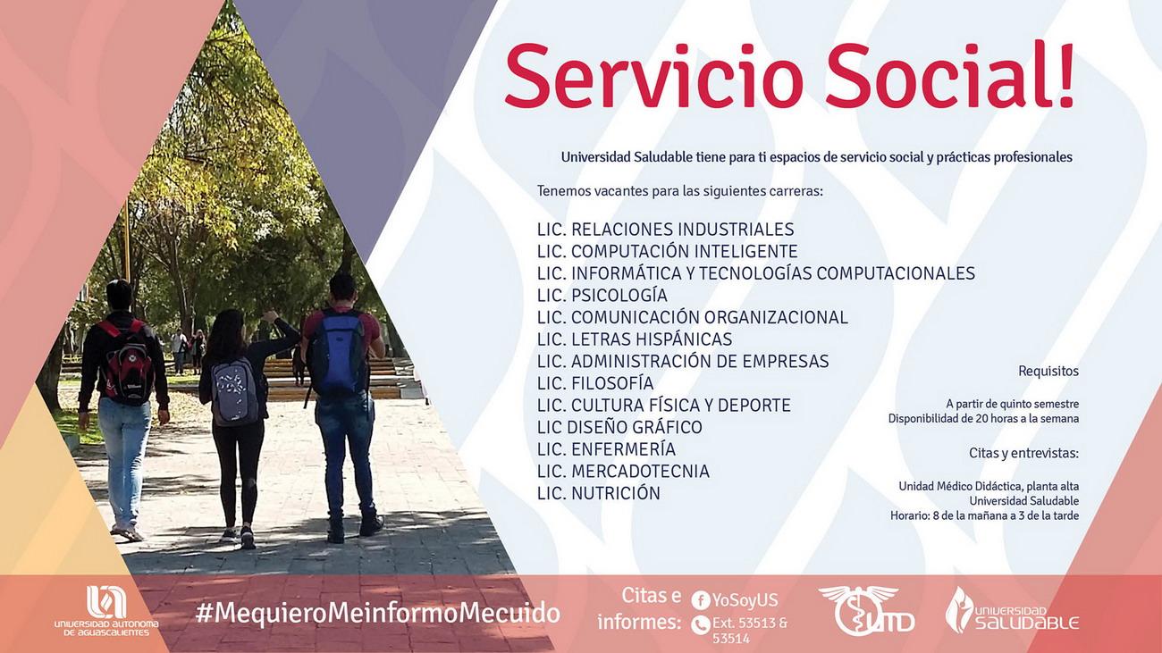Servicio Social en US
