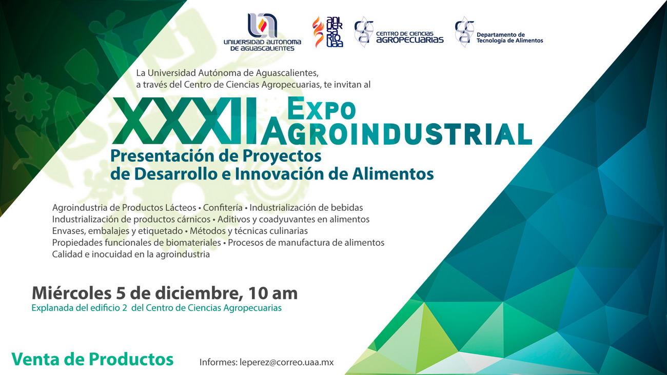 XXXII Expo Agroindustrial