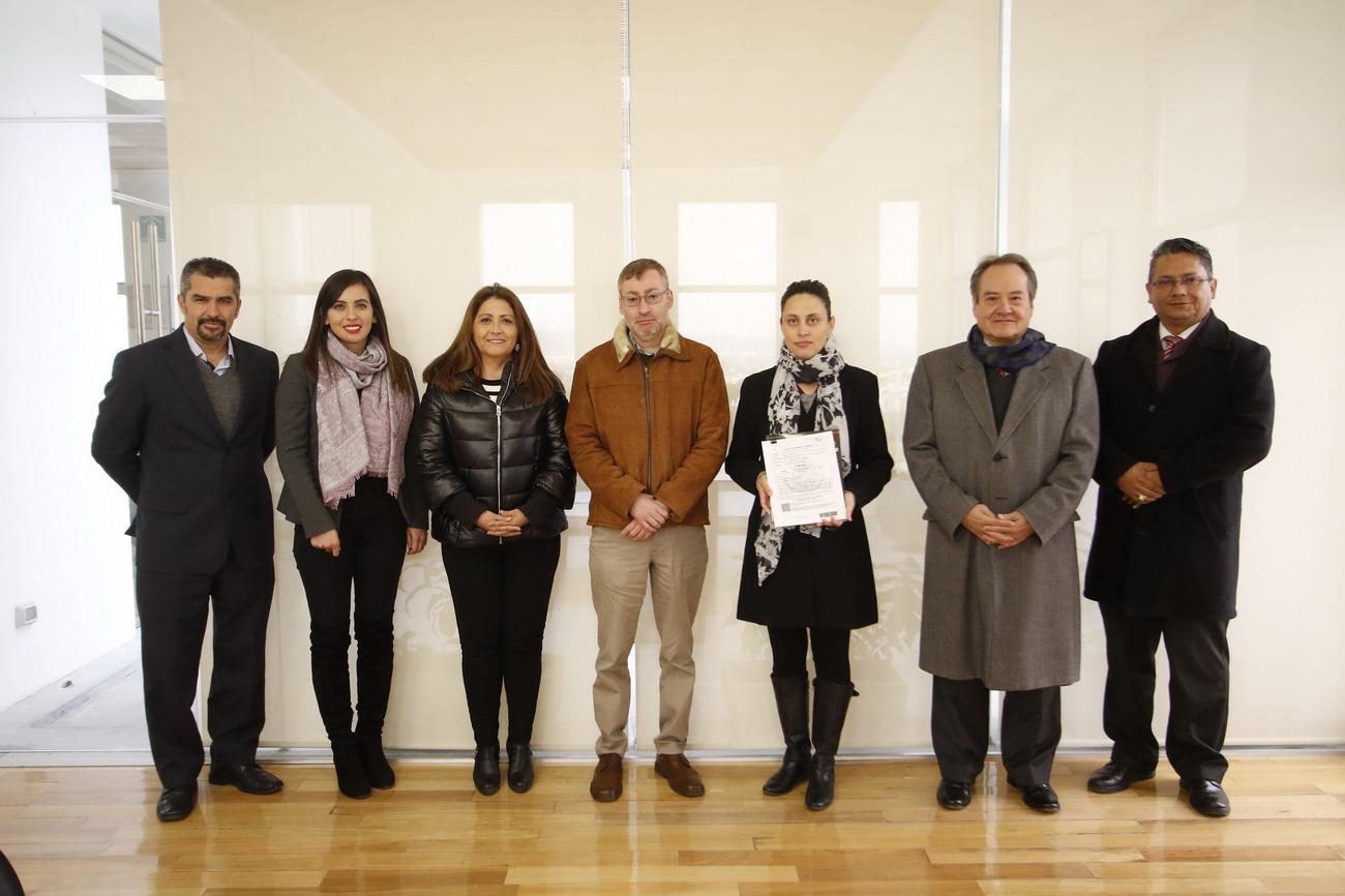 Otorgan a la UAA su primera patente por veinte años ante el Instituto Mexicano de la Propiedad Industrial