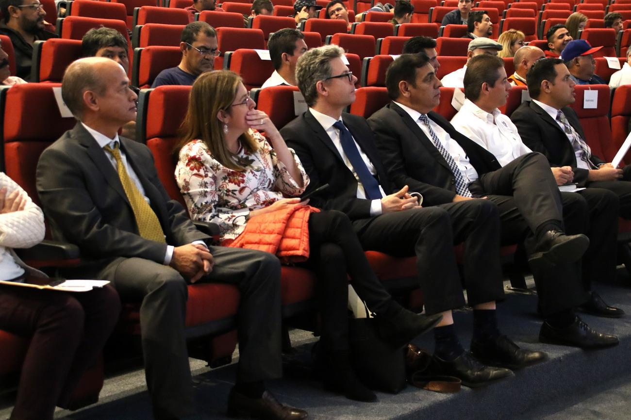 UAA participó en la red de aprendizaje en eficiencia energética en Municipios del Estado