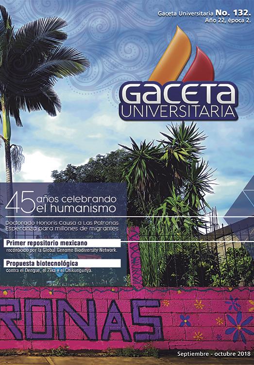 Gaceta Universitaria #132