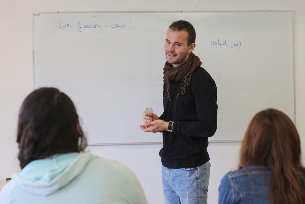 UAA realiza colaboración para la enseñanza de idiomas
