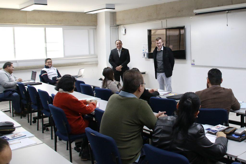 UAA realiza curso de induccion a catedraticos de nuevo ingreso