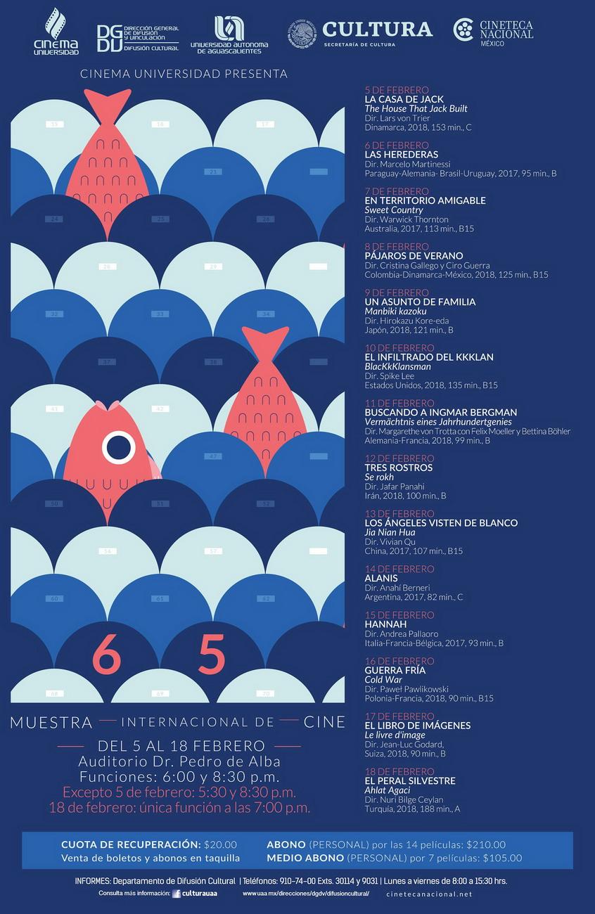 65 Muestra Internacional de Cine