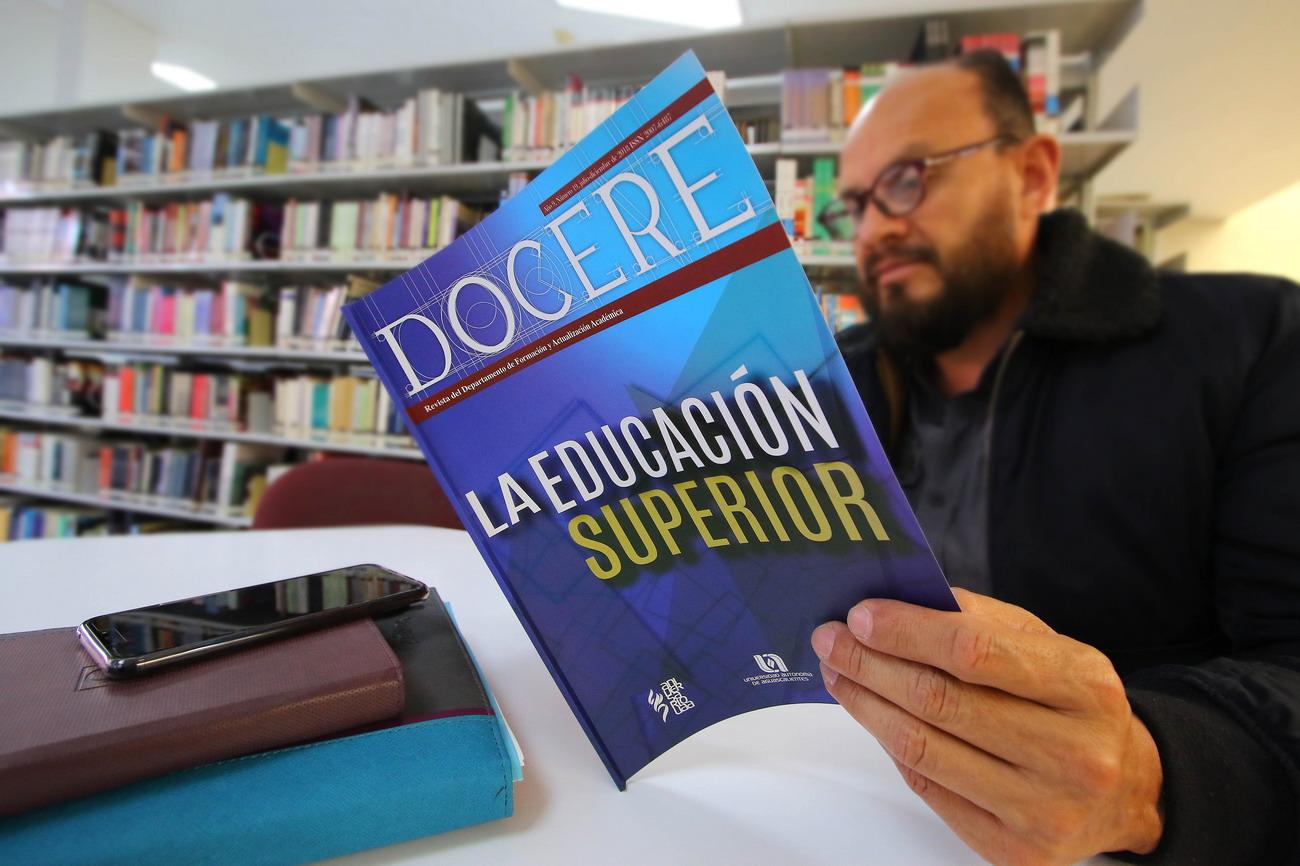UAA fortalece prácticas  académicas a través de publicación