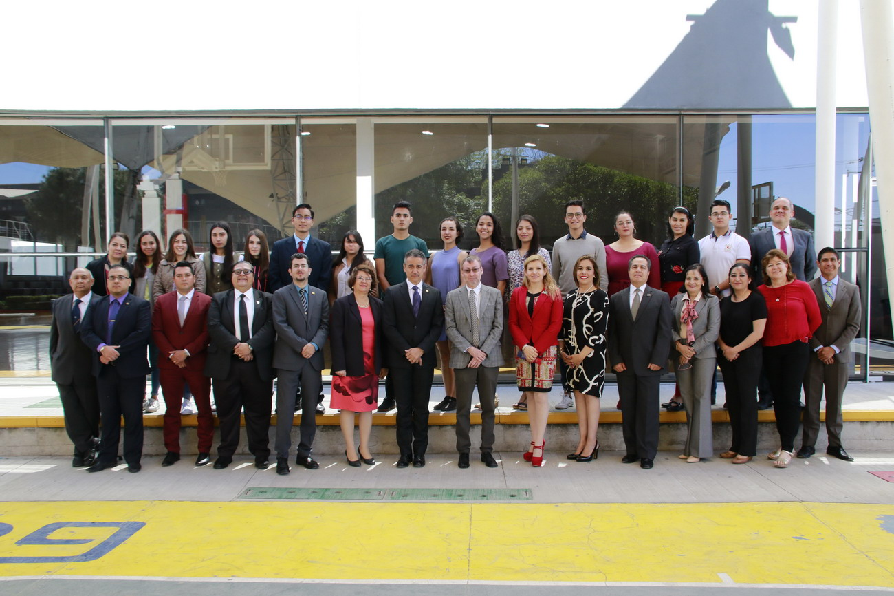 Destaca eficiencia y calidad durante el segundo informe de actividades del Bachillerato de la UAA