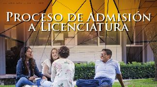 Proceso de Admisión a Licenciatura
