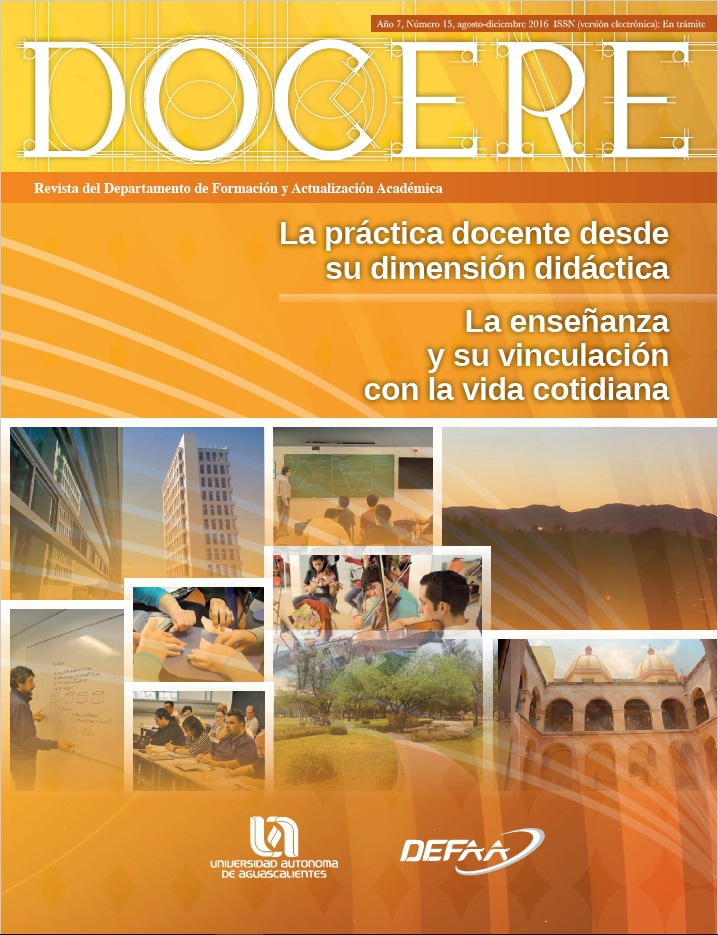 DOCERE #15