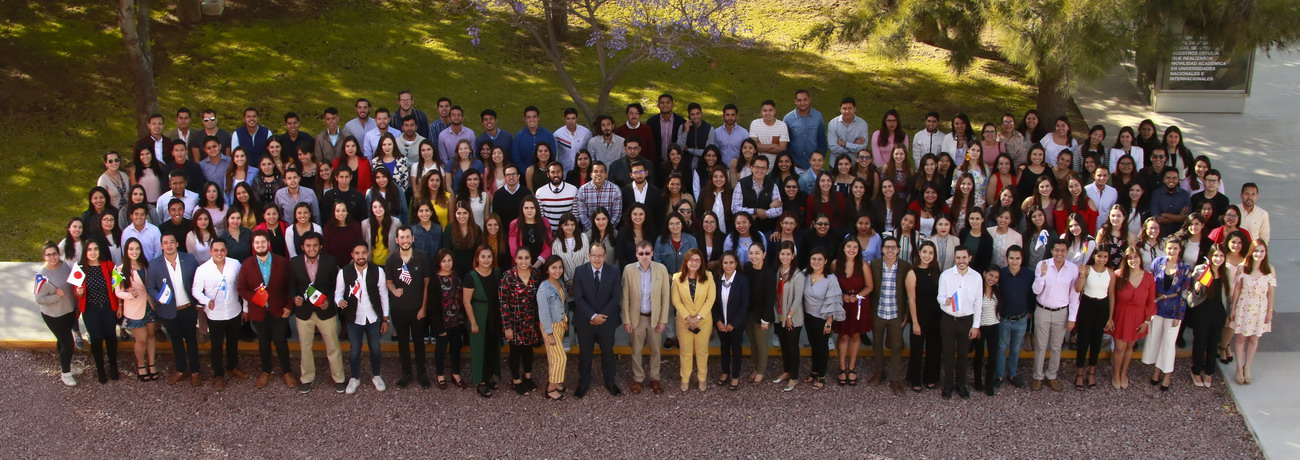 Recibe UAA 68 alumnos de movilidad nacional e internacional