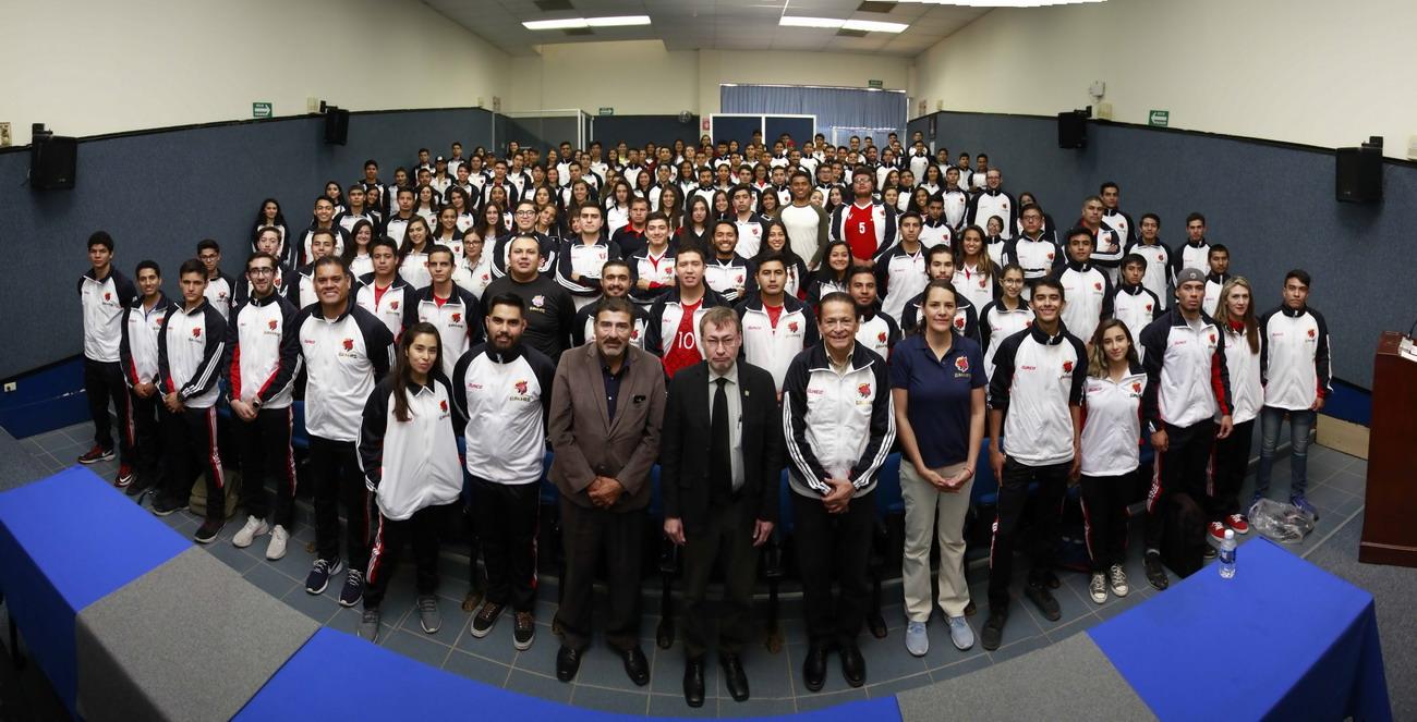 Más de 200 universitarios representarán a la UAA en la Universiada Regional 2019