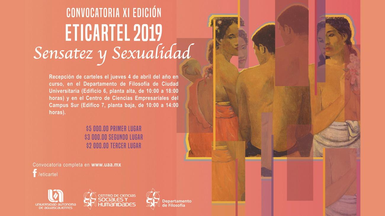 Convocatoria XI Edición Eticartel 2019