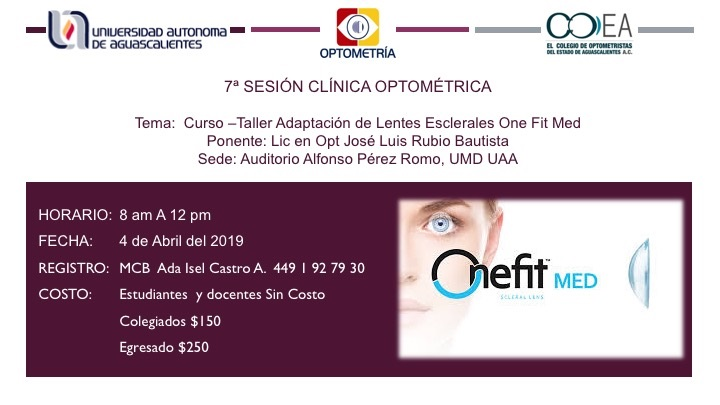 7a Sesión Clínica Optométrica
