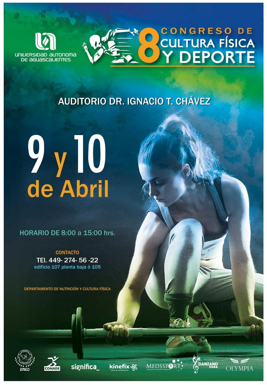 8° Congreso de Cultura Física y Deporte