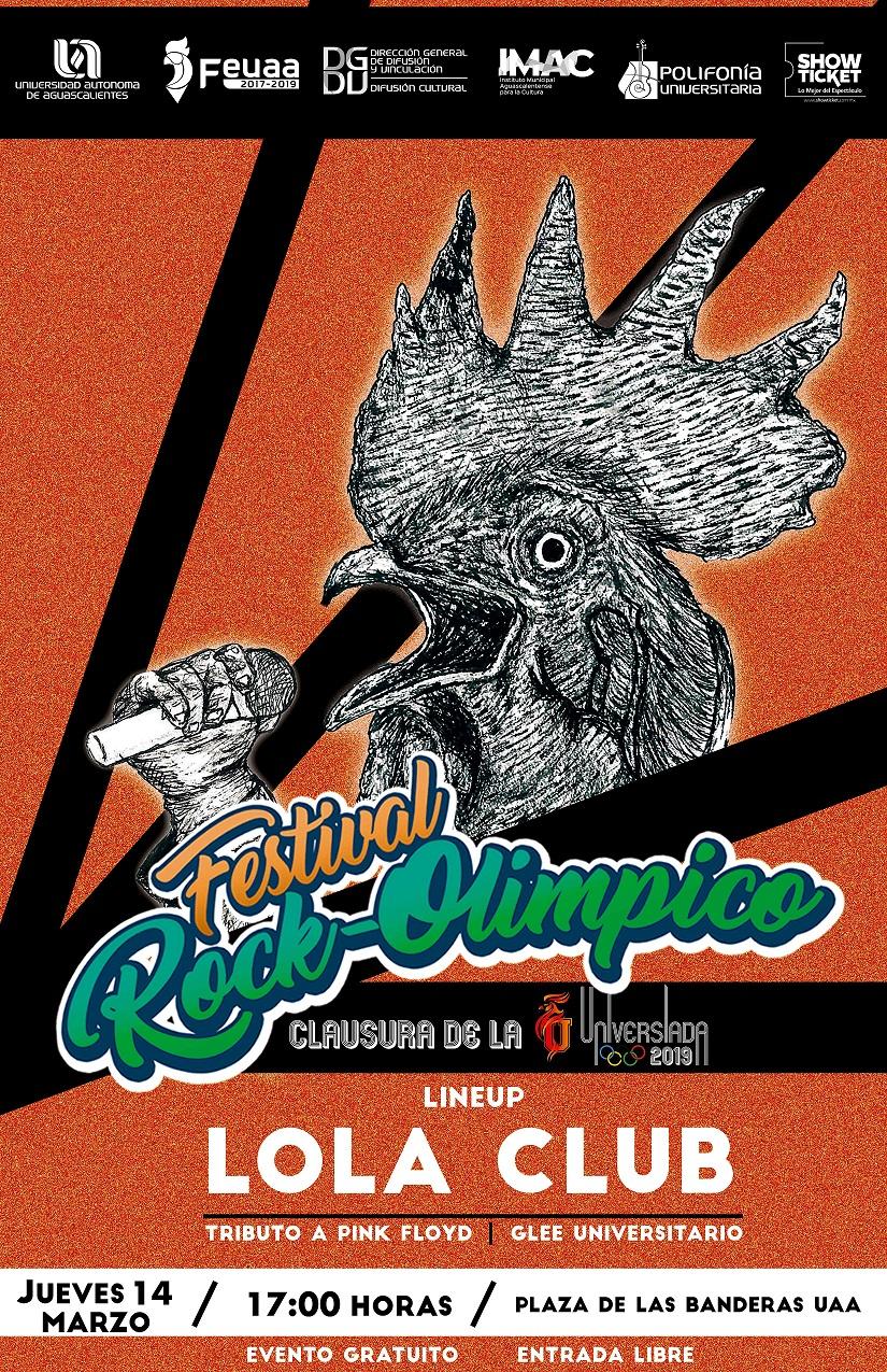 Festival Rock-Olimpico
