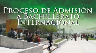 Proceso de Admisión a Bachillerato Internacional