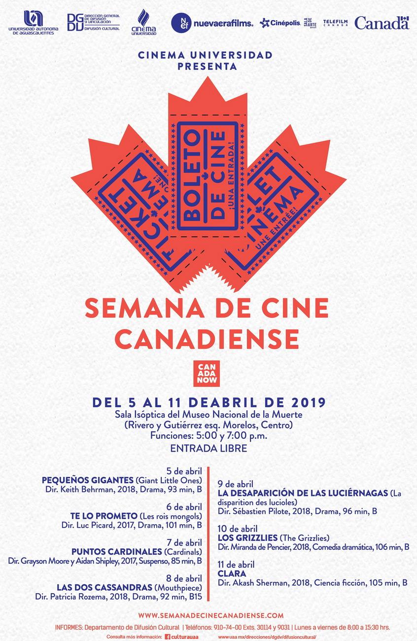 Semana de Cine Canadiense