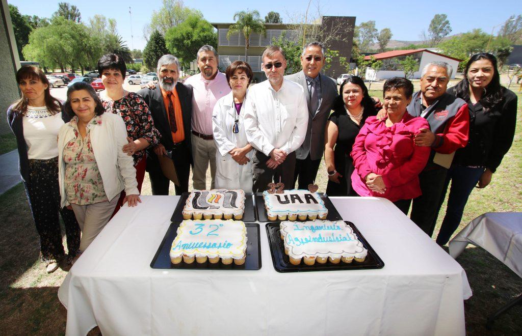 Carrera de la UAA cumple 32 años de formar profesionistas competentes en la producción y transformación de alimentos