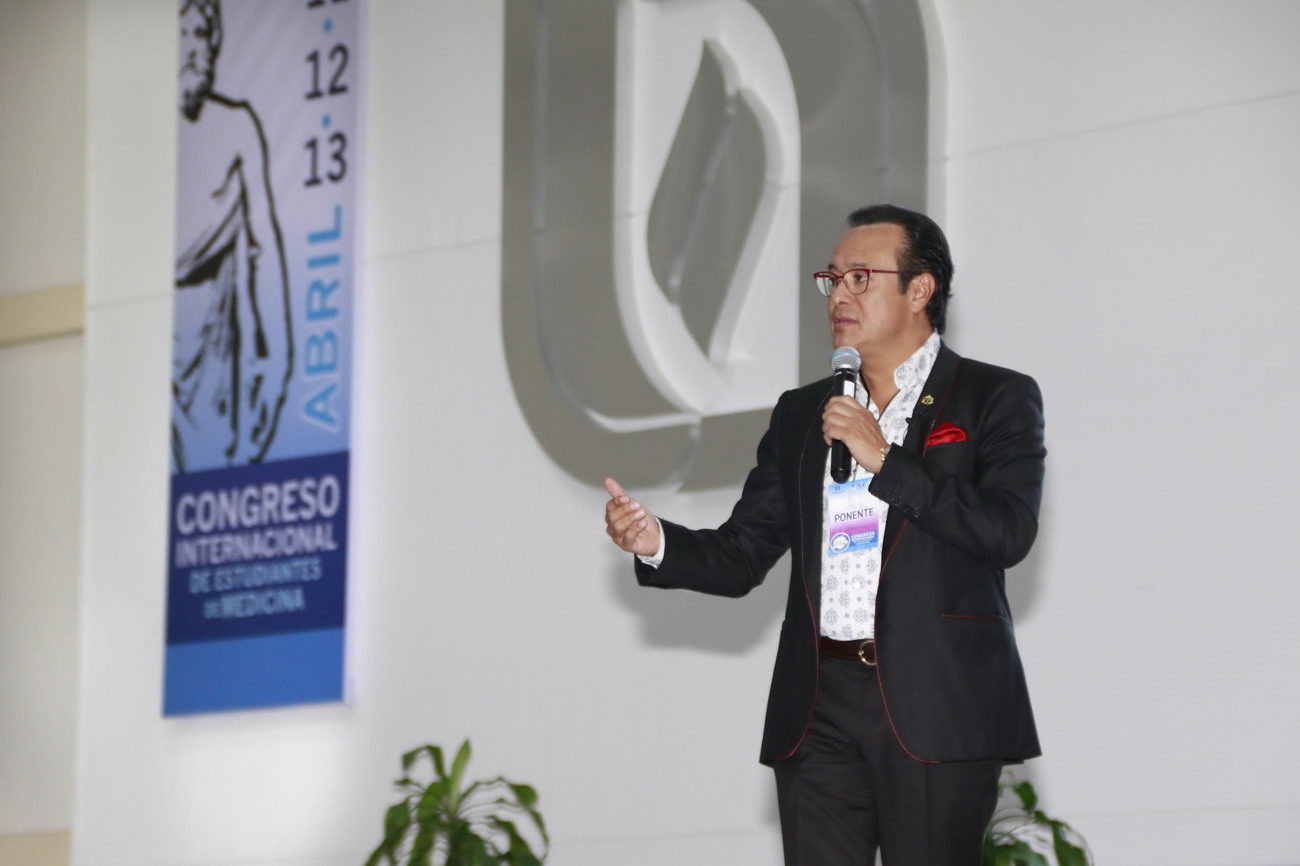 UAA capacita a universitarios en temas de vanguardia a través del VIII Congreso Internacional de Estudiantes de Medicina