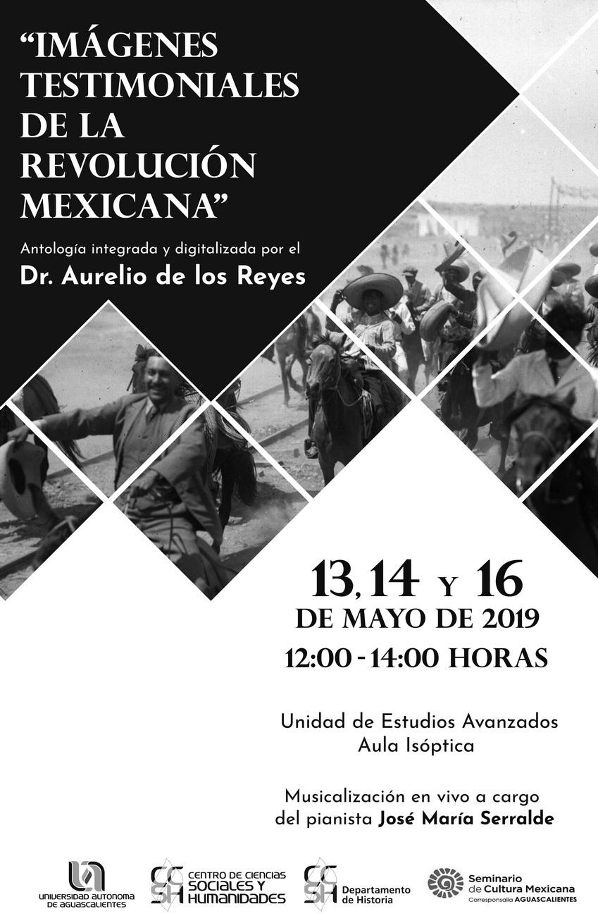 Imágenes Testimoniales de la Revolución Mexicana