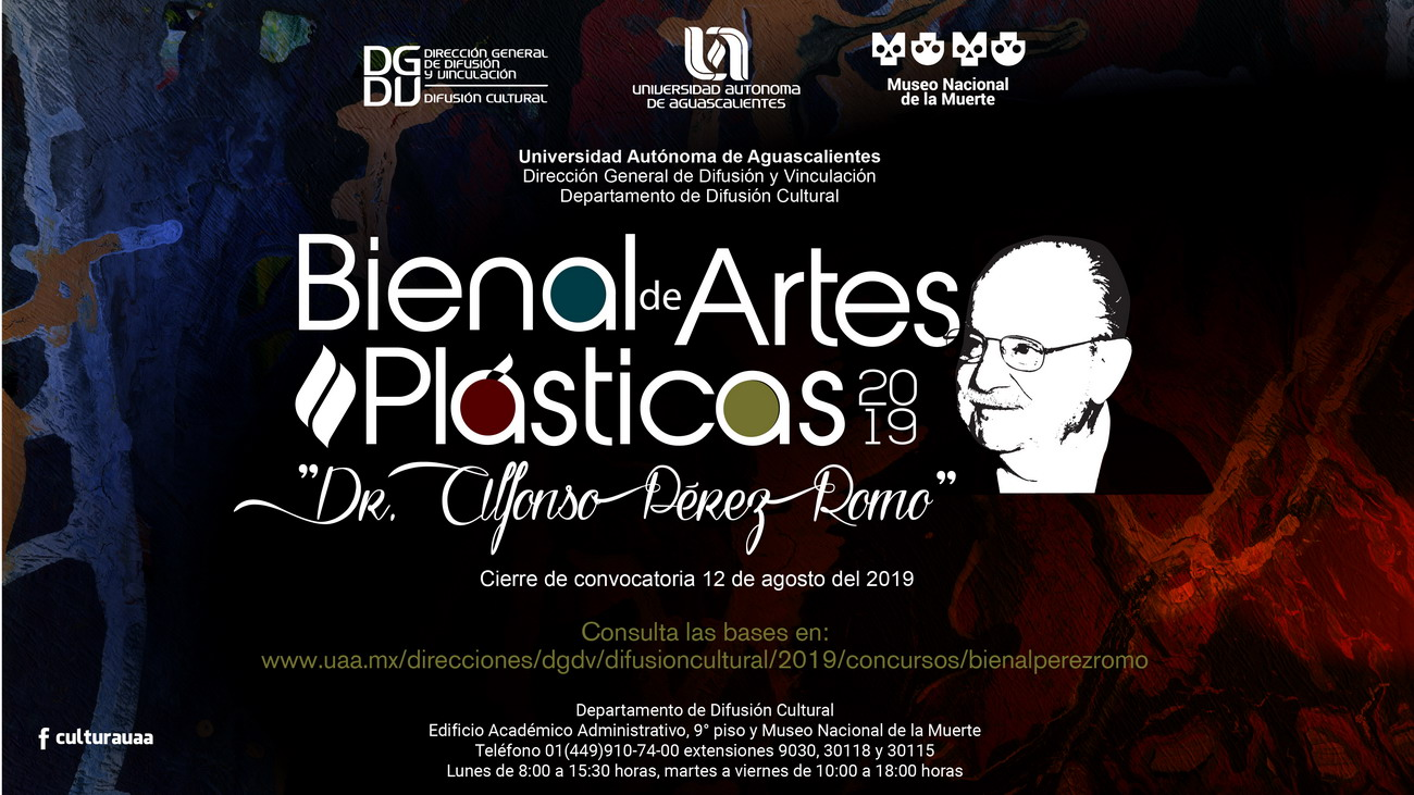 Bienal de Artes Plásticas 2019 – Dr. Alfonso Pérez Romo