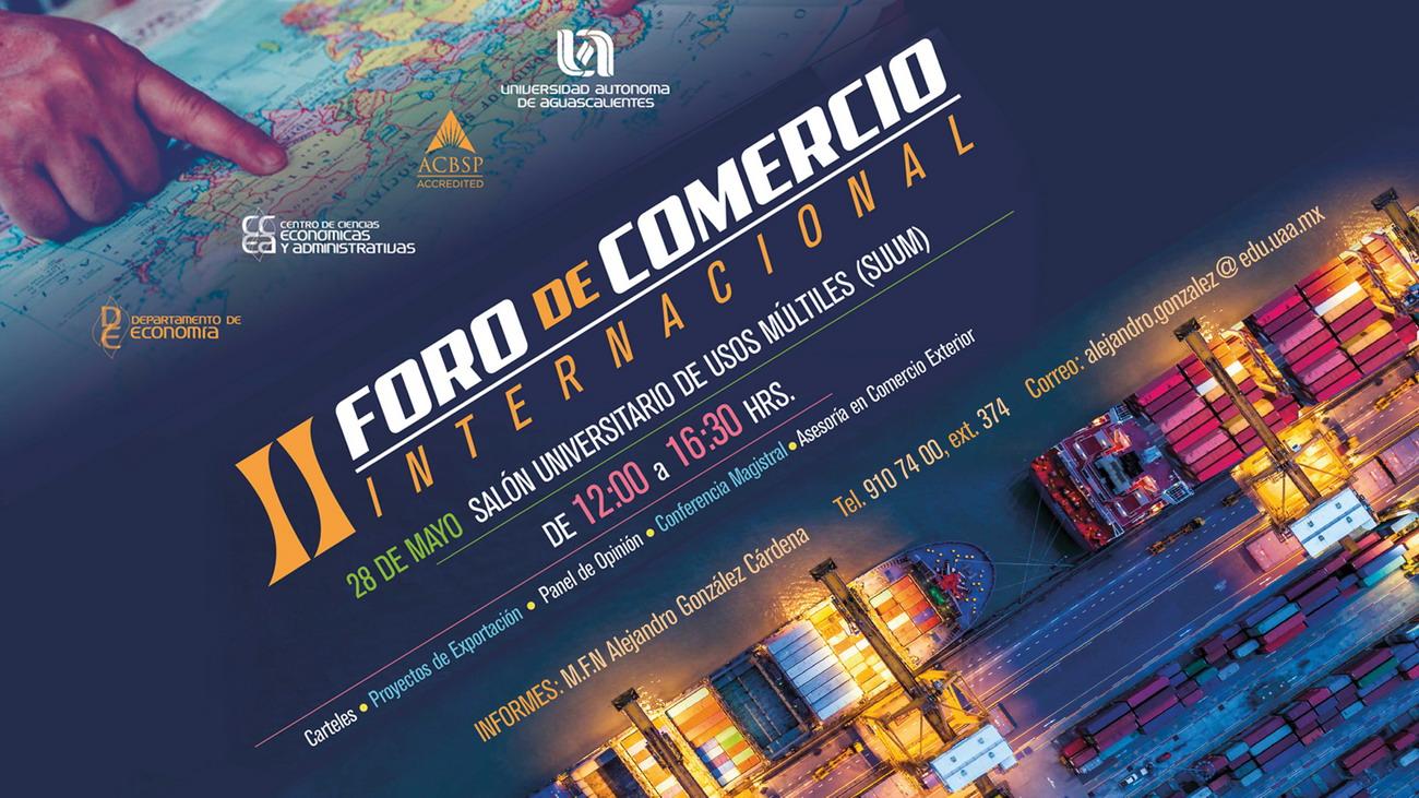 II Foro de Comercio Internacional