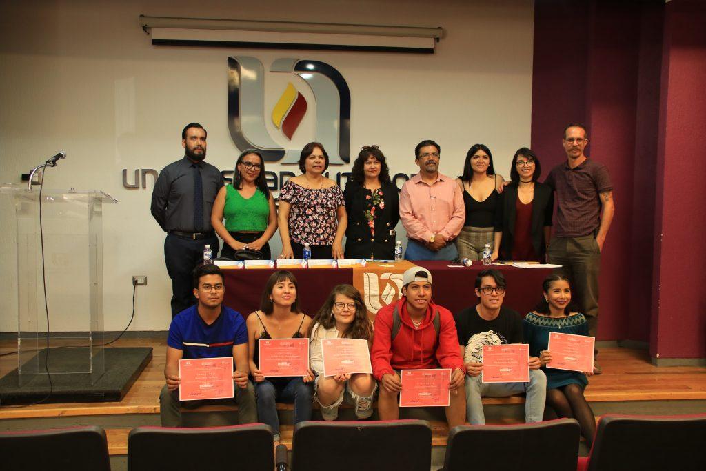 Premia Departamento de Filosofía de la UAA a Ganadores del XI Concurso Eticartel 2019