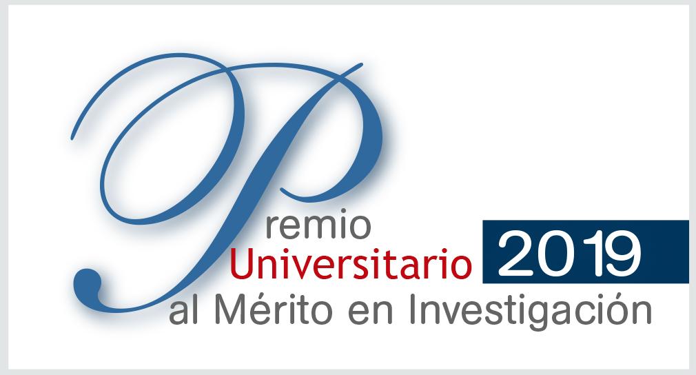 Premio Universitario al Mérito Universitario 2019