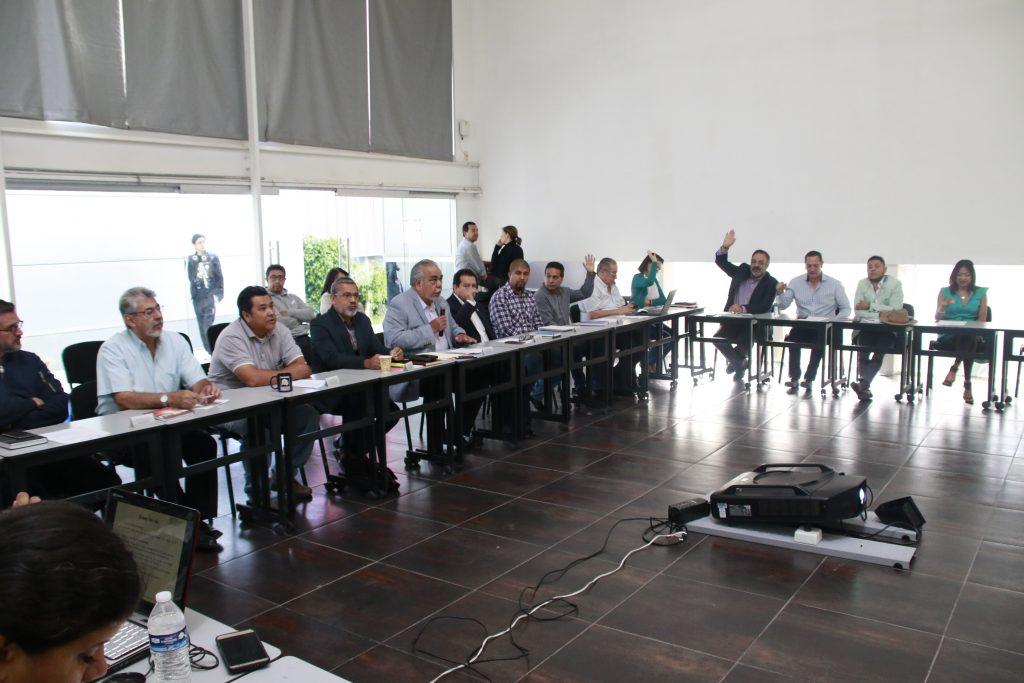 Recibe UAA sesión plenaria del Comité Interinstitucional de Fallas Geológicas y Grietas del Estado de Aguascalientes