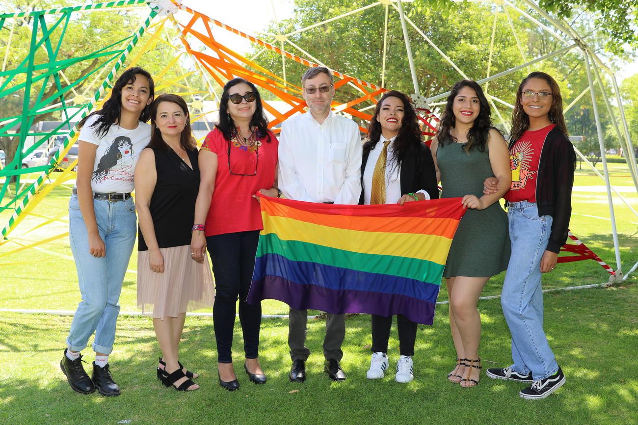 El movimiento LGBT de la UAA ha ayudado a combatir la homofobia