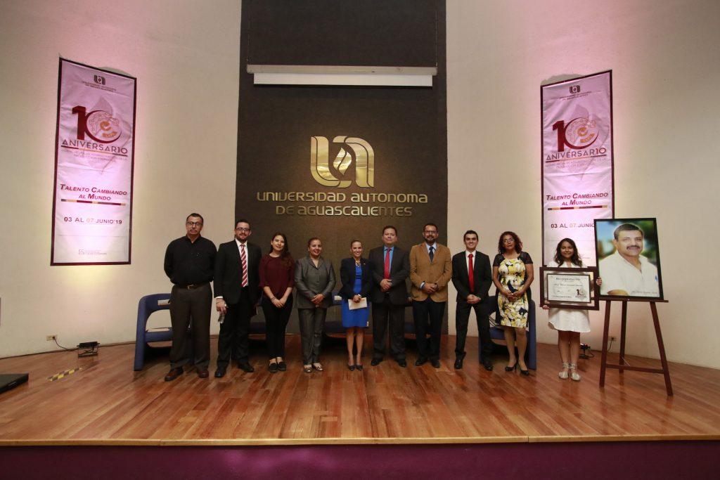 Celebra la Autónoma de Aguascalientes décimo aniversario de la Licenciatura en Administración de la Producción y Servicios
