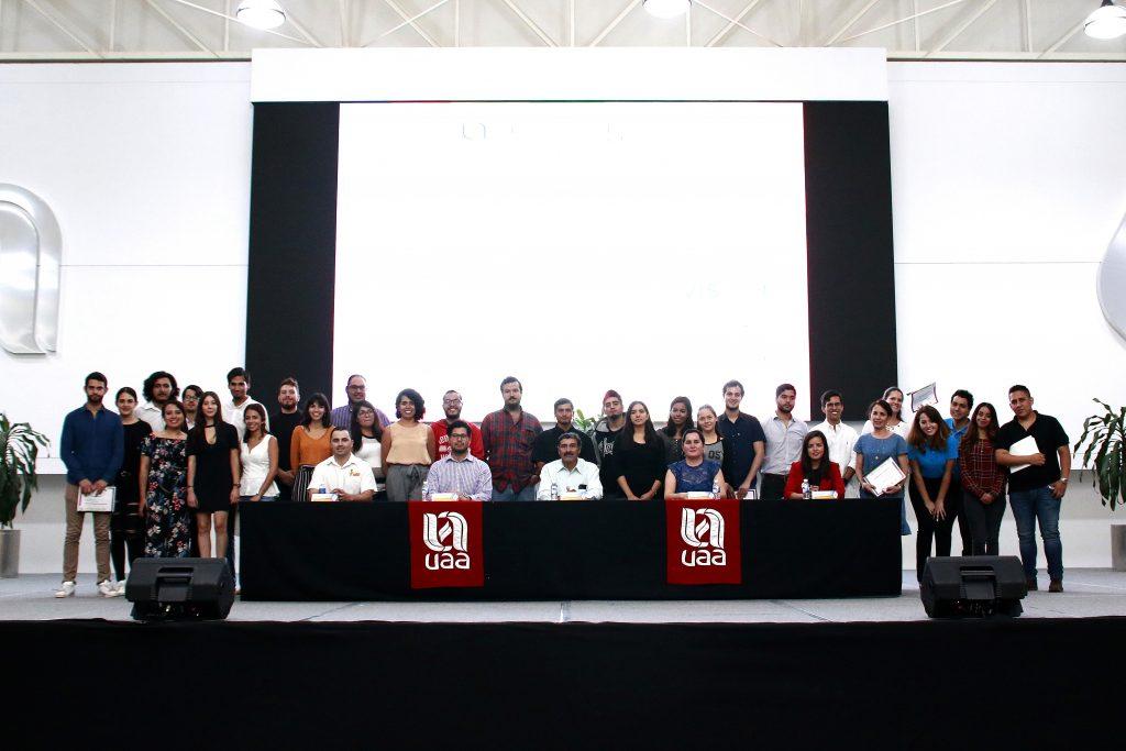 Premian a ganadores de Entrenamiento Emprende UAA 2019