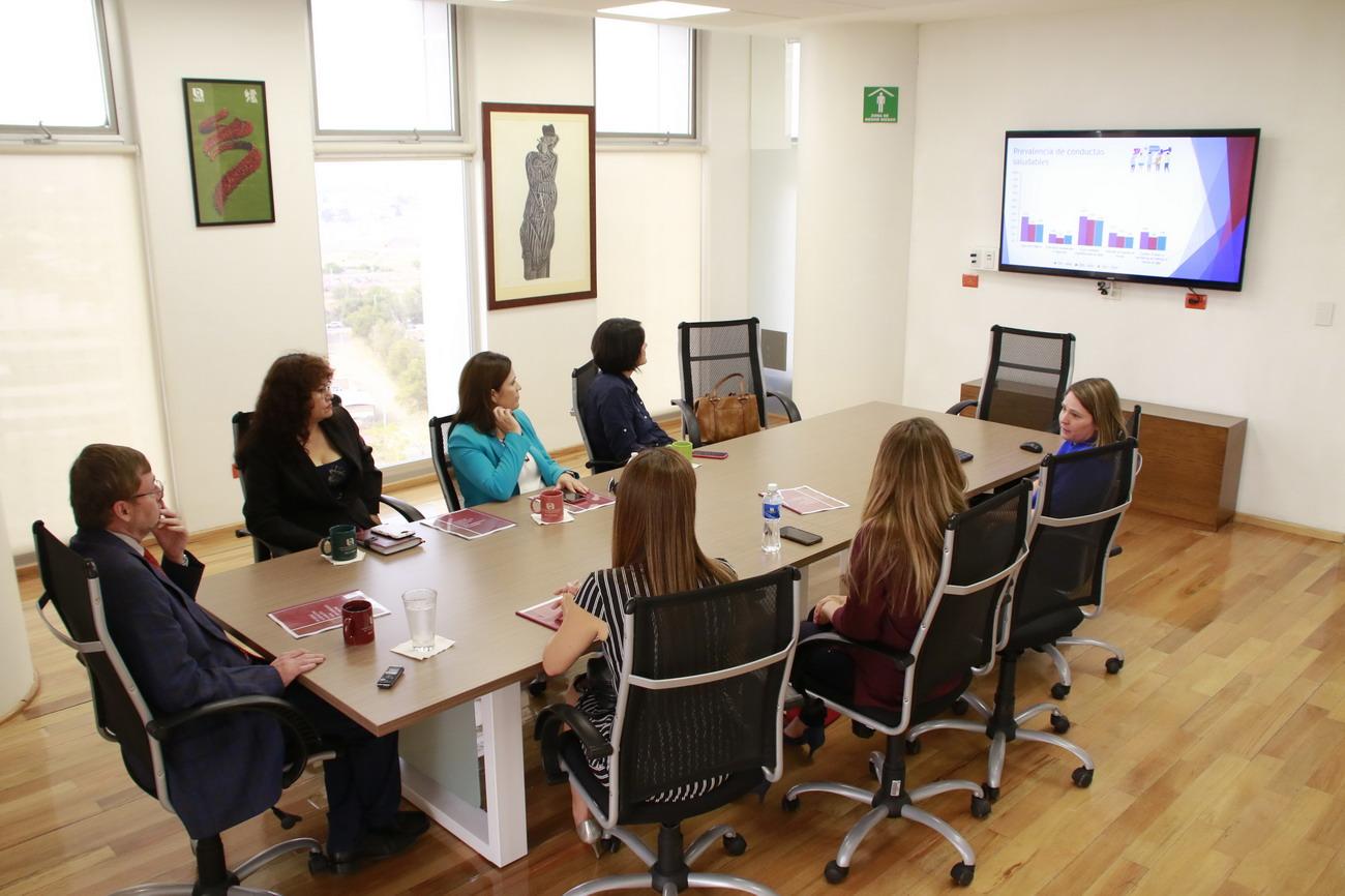 UAA recibe resultados parciales de proyectos para el cuidado de la salud mental