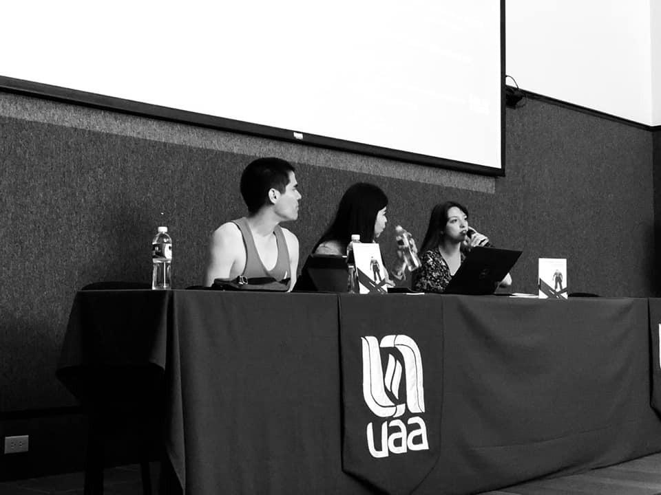 Reúnen estudiantes de la UAA a jóvenes en el Segundo Congreso Nacional de Creadores Literarios