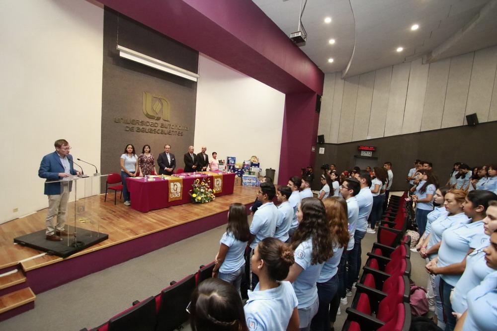 Autónoma de Aguascalientes realiza 7ª Semana Académica, Cultural y Deportiva de Terapia Física