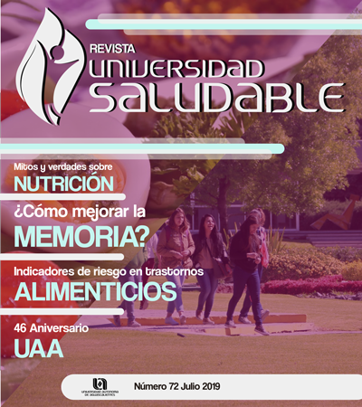 Universidad Saludable #72