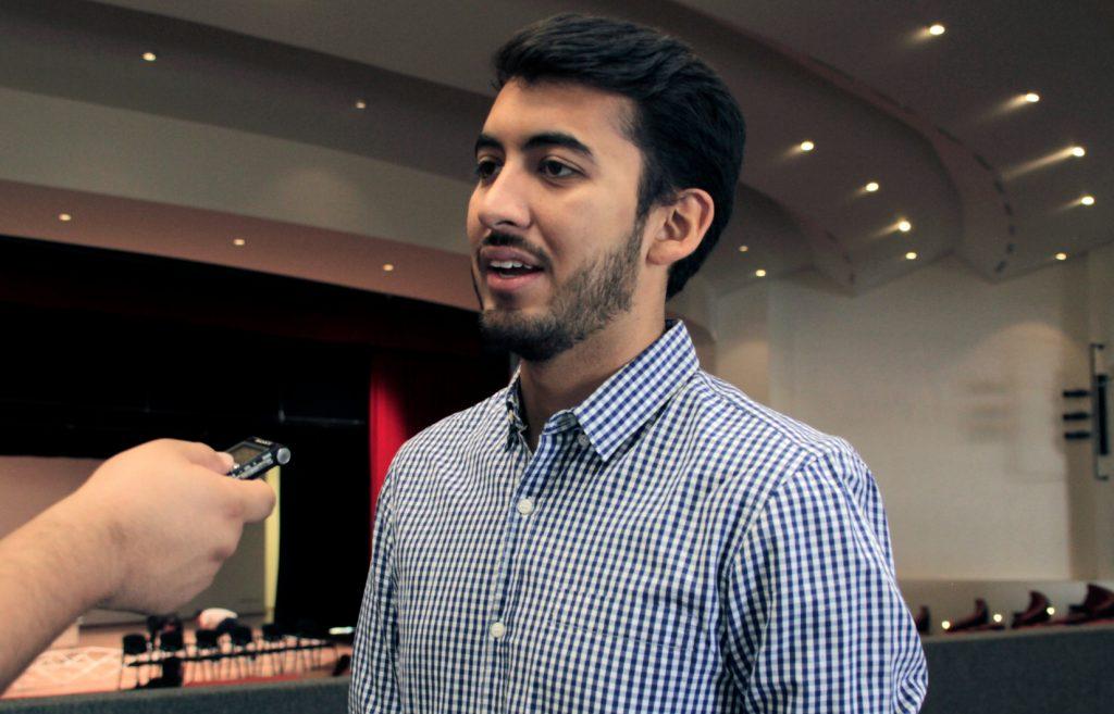 Estudiante de la UAA realiza aplicación lúdica para terapia física