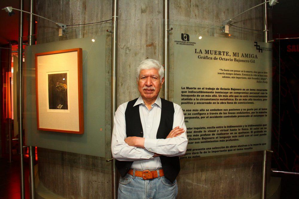 La Universidad Autónoma de Aguascalientes rendirá homenaje al maestro Octavio Bajonero Gil