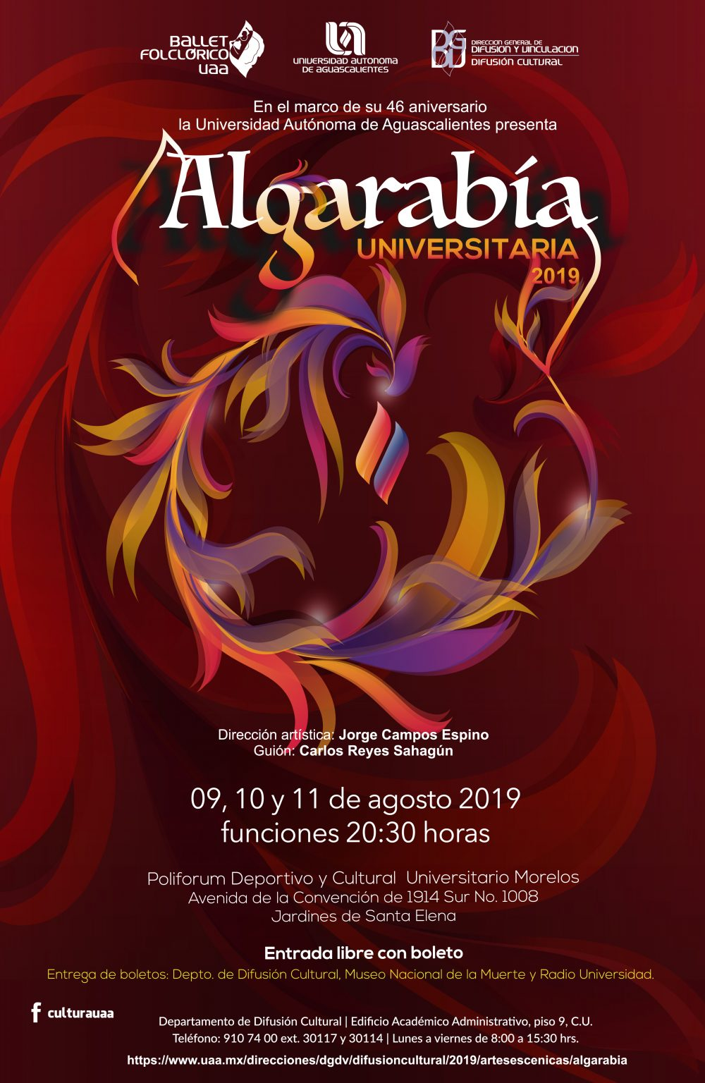 Algarabía Universitaria 2019