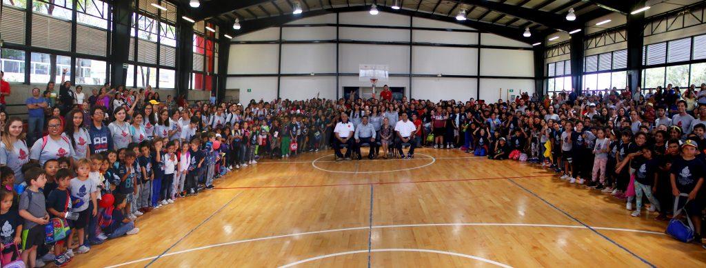Curso de verano de la UAA Pollitos 2019, concluye con éxito