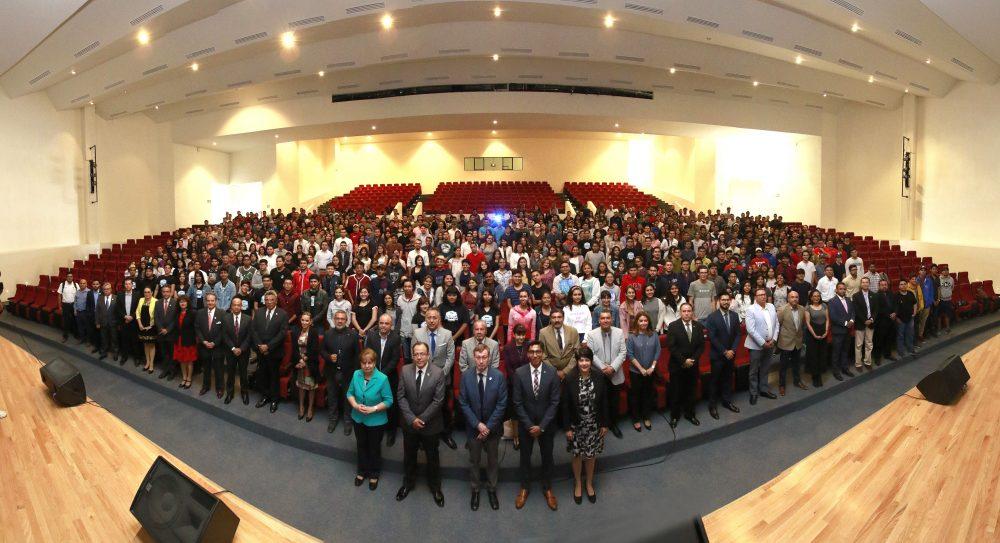 UAA da la bienvenida a alumnos de nuevo ingreso de Campus Sur