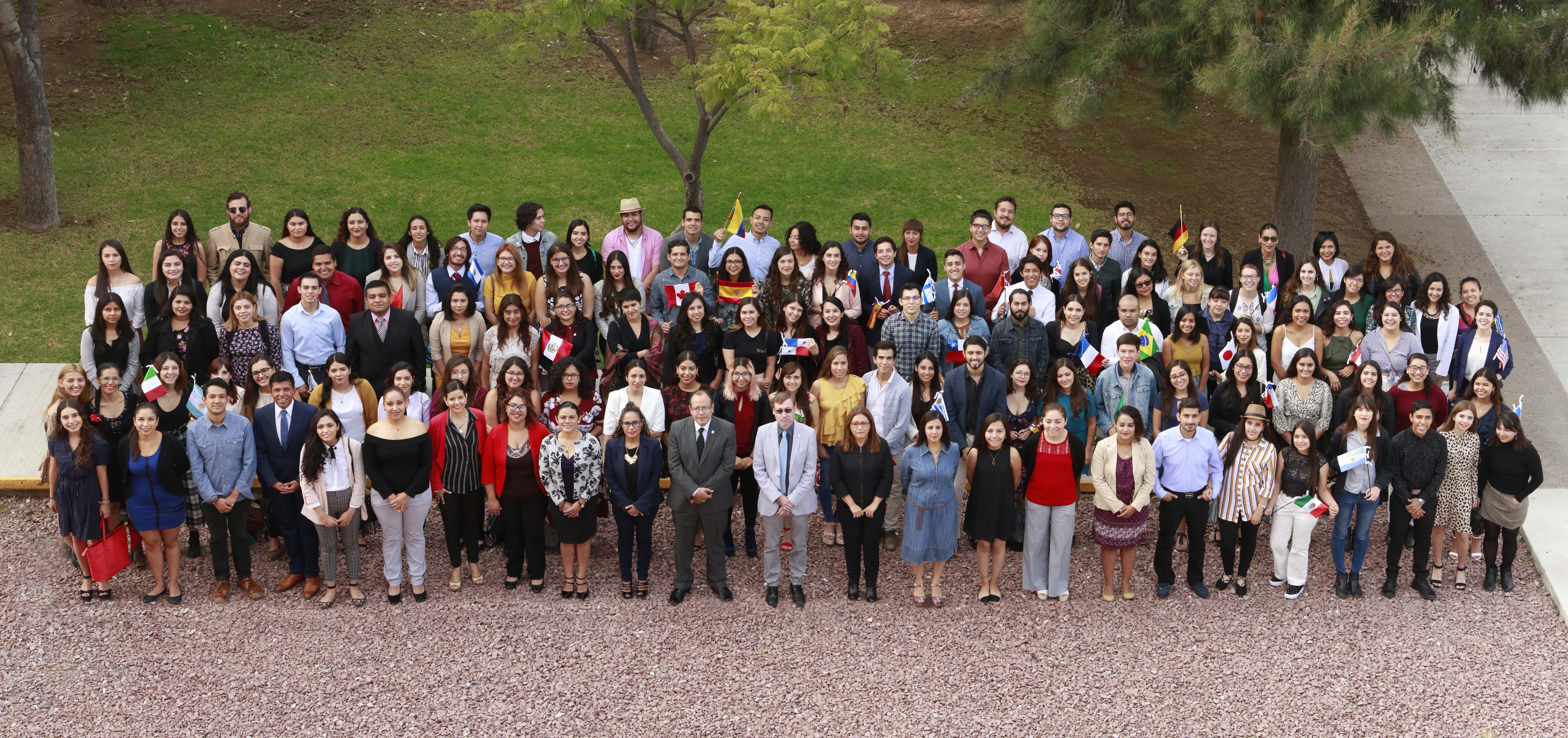 UAA recibe a 267 estudiantes nacionales e internacionales de movilidad académica