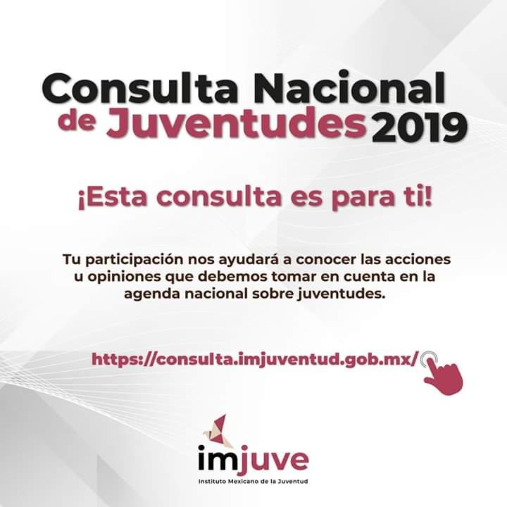 Consulta Nacional de Juventudes 2019