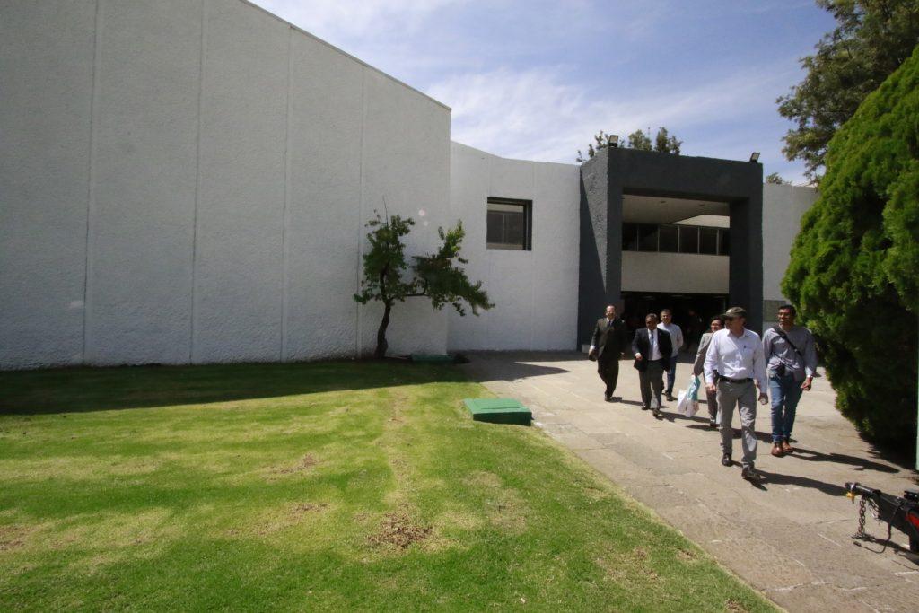 Realiza rector de la UAA recorrido de supervisión para la XXV Feria Universitaria
