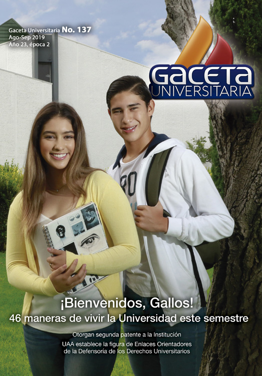 Gaceta Universitaria No. 137