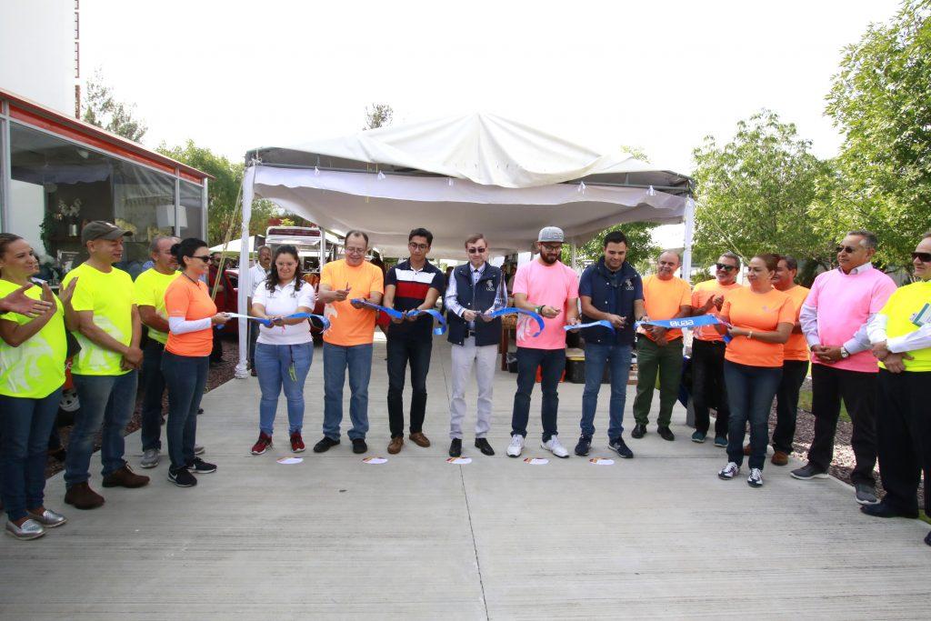 UAA inicia actividades de la XXV Feria Universitaria con Pabellón Empresarial y EmpleUAA