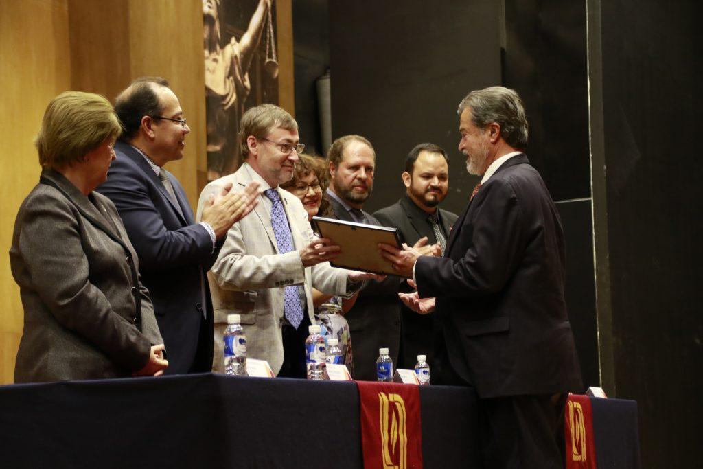 Licenciatura en Derecho de la UAA celebra 40 aniversario