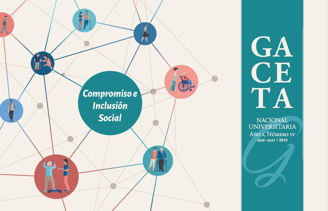 Gaceta Nacional Universitaria No. 4 Compromiso e inclusión social